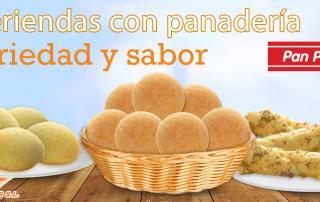 Meriendas Panaderia PanPaYa